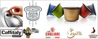 Caffitaly Coffee Machines